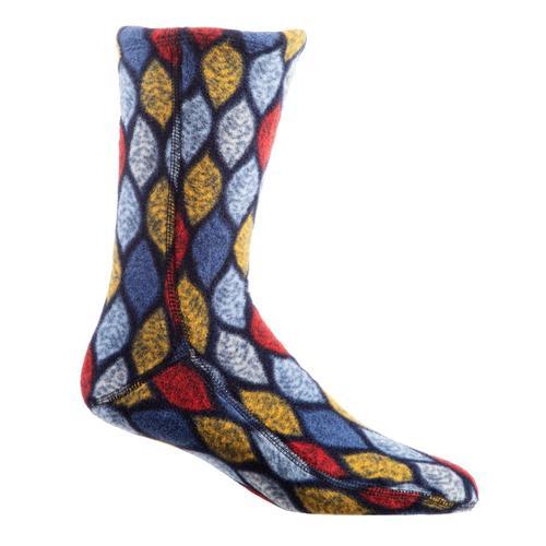 Acorn Versafit Socks Navyleaves