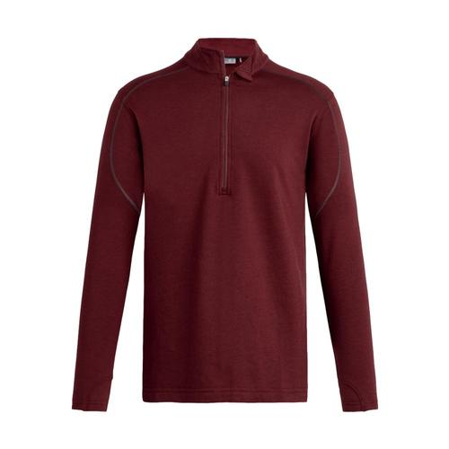 tasc Men's Tahoe II Fleece Half-Zip Battlered605