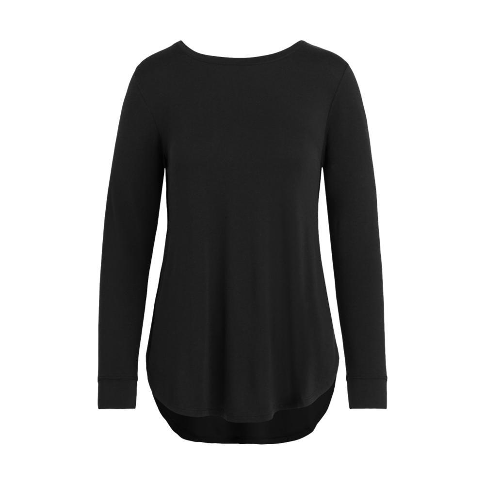 tasc Women's Jenny Long Sleeve Top BLACK_001