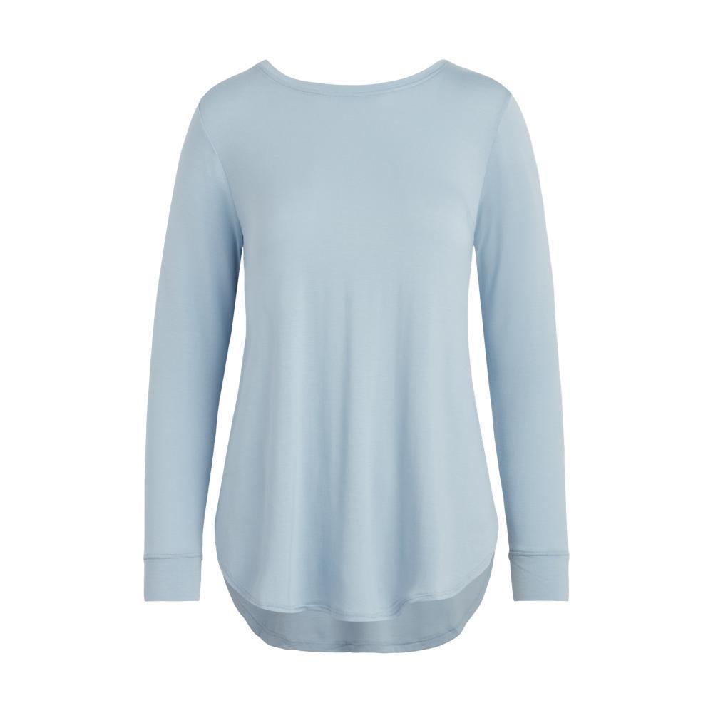 tasc Women's Jenny Long Sleeve Top ZENBLUE_452