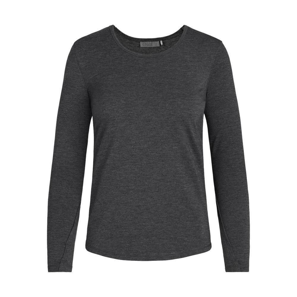 tasc Women's Energy Long Sleeve Shirt BLACK_010