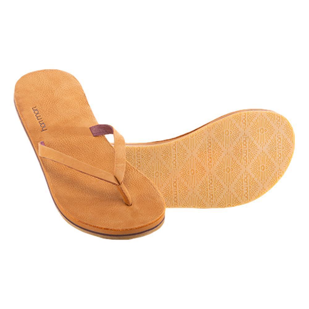 Hari Mari Women's Meadows Flip Flops TOBACCO_TOB.108
