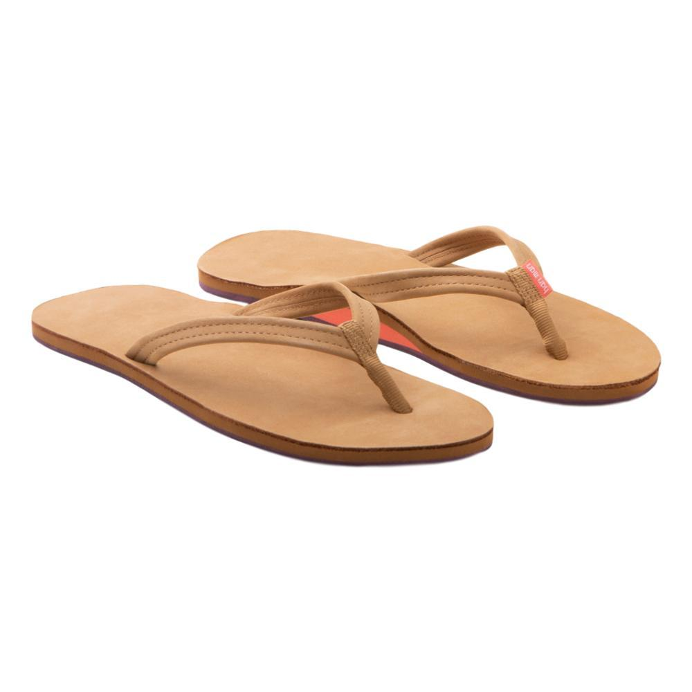 Hari Mari Women's Fields Flip Flops TAN.FIG_TFI.106