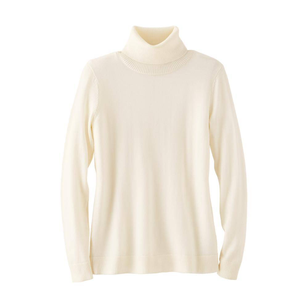 Pendleton Women's Timeless Merino Turtleneck IVORY_72080
