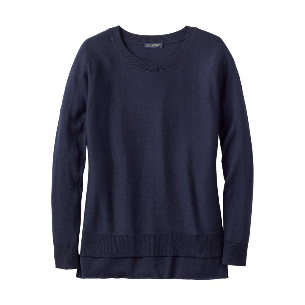 Pendleton Women's Merino Easy-Fit Pullover MIDNIGHT_60046