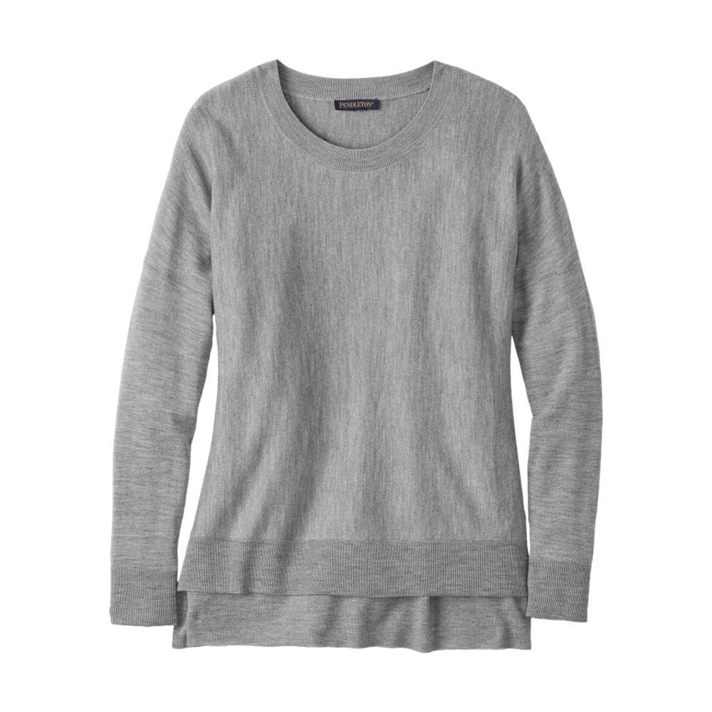 Pendleton Women's Merino Easy-Fit Pullover SOFTGREY_72039