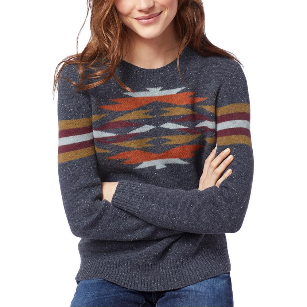 Pendleton Women's Desert Gem Wool Sweater INDIGO_73740