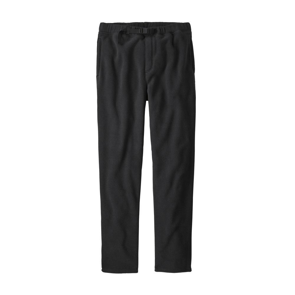 Patagonia Men's Lightweight Synchilla Snap-T Fleece Pants BLK_BLK