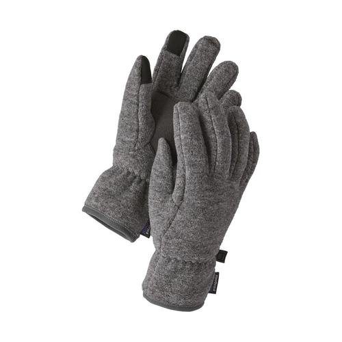 Patagonia Kids Synchilla Fleece Gloves Nickl_nkl
