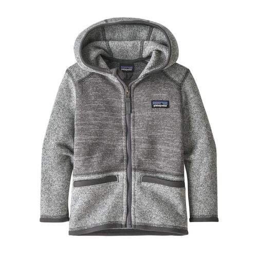 Patagonia Baby Better Sweater Fleece Jacket Stone_sth