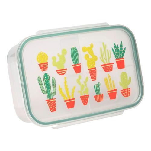 SugarBooger by Ore Happy Cactus Good Lunch Bento Box Cactus