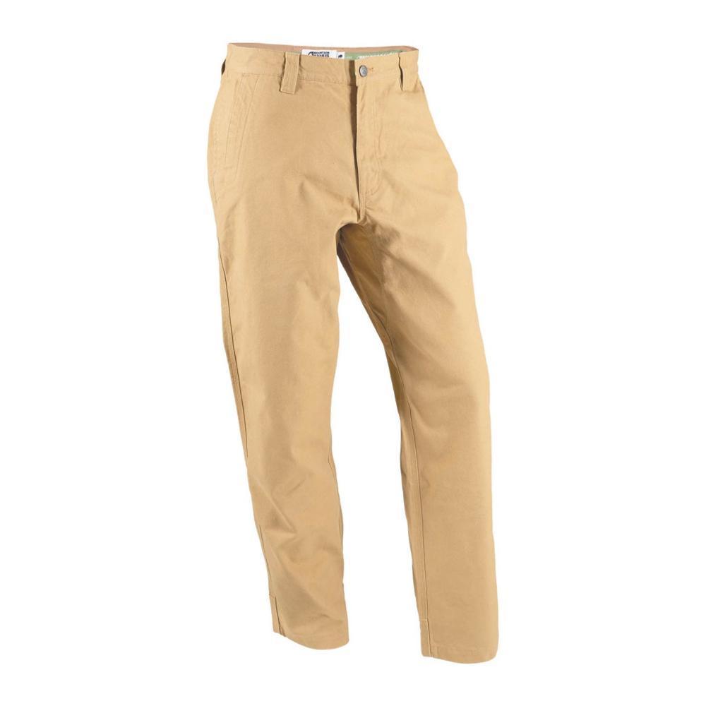 Mountain Khakis Men's Original Mountain Pants Relaxed Fit - 30in Inseam YELLOWSTONE