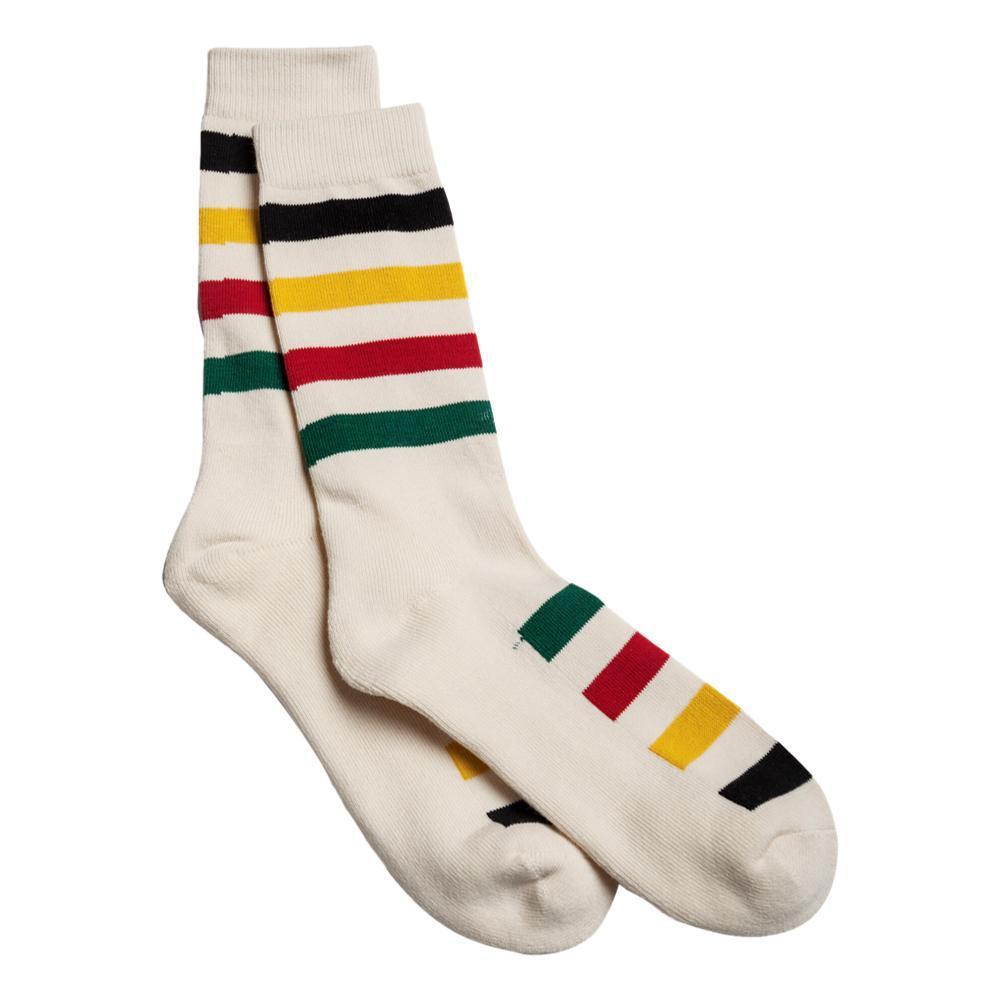 Pendleton National Park Adventure Socks NATURAL