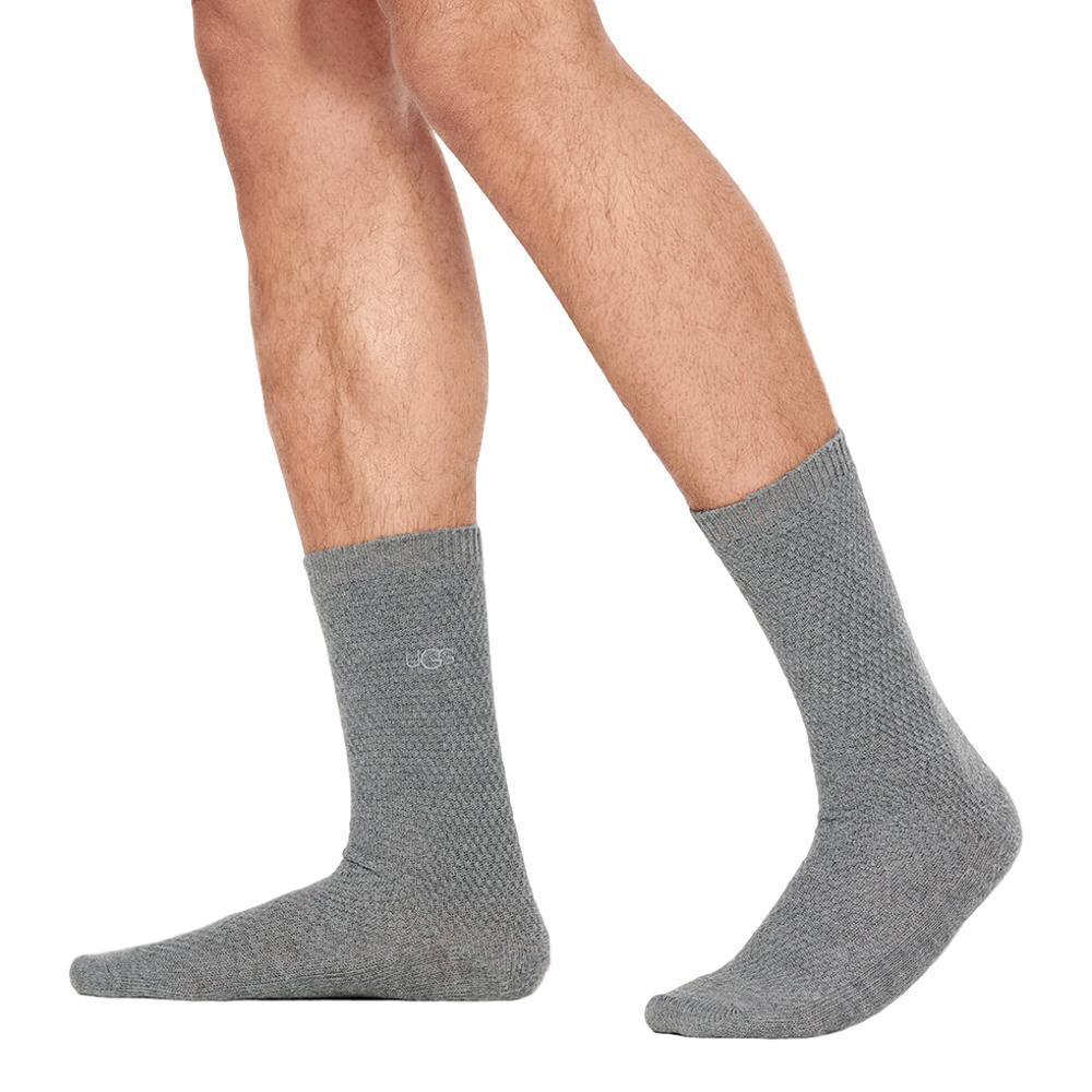 UGG Men's Classic Boot Socks GREYH_GRHE