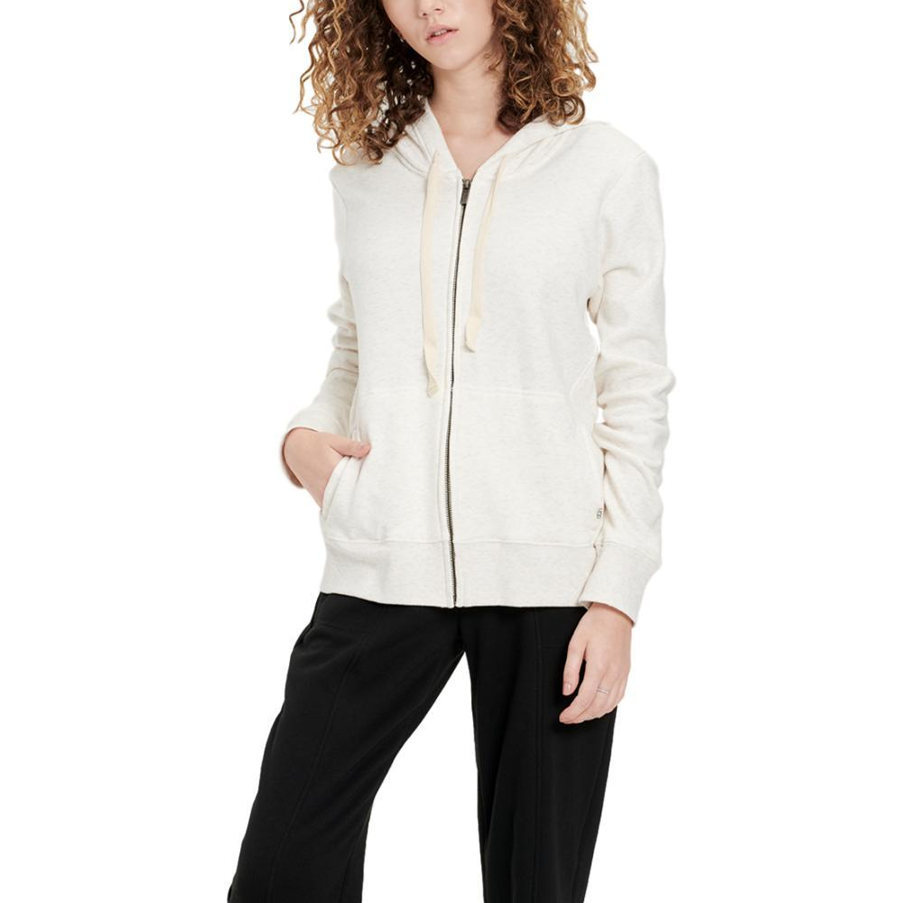 UGG Women's Nancy Full Zip Hoodie CREAMHTHR