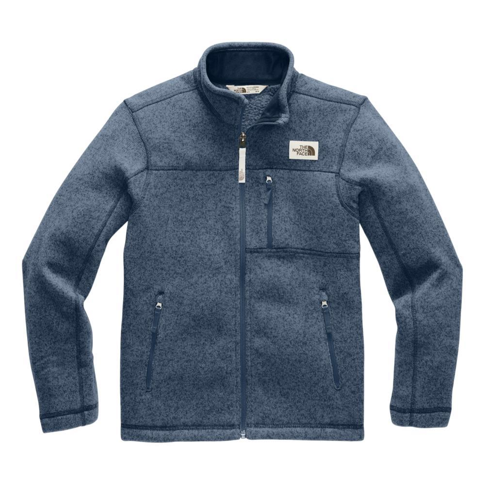 The North Face Boys Gordon Lyons Full-Zip Fleece SHDBLU_HKW