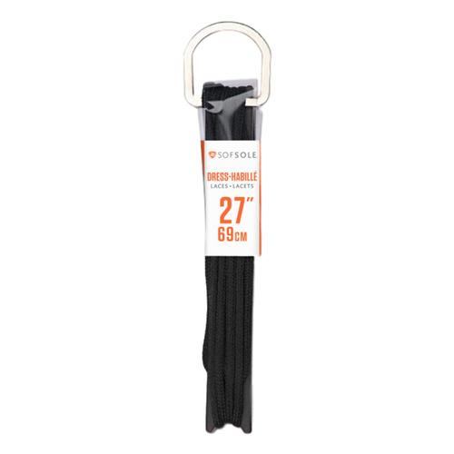 Sof Sole Dress Laces - 27in Black