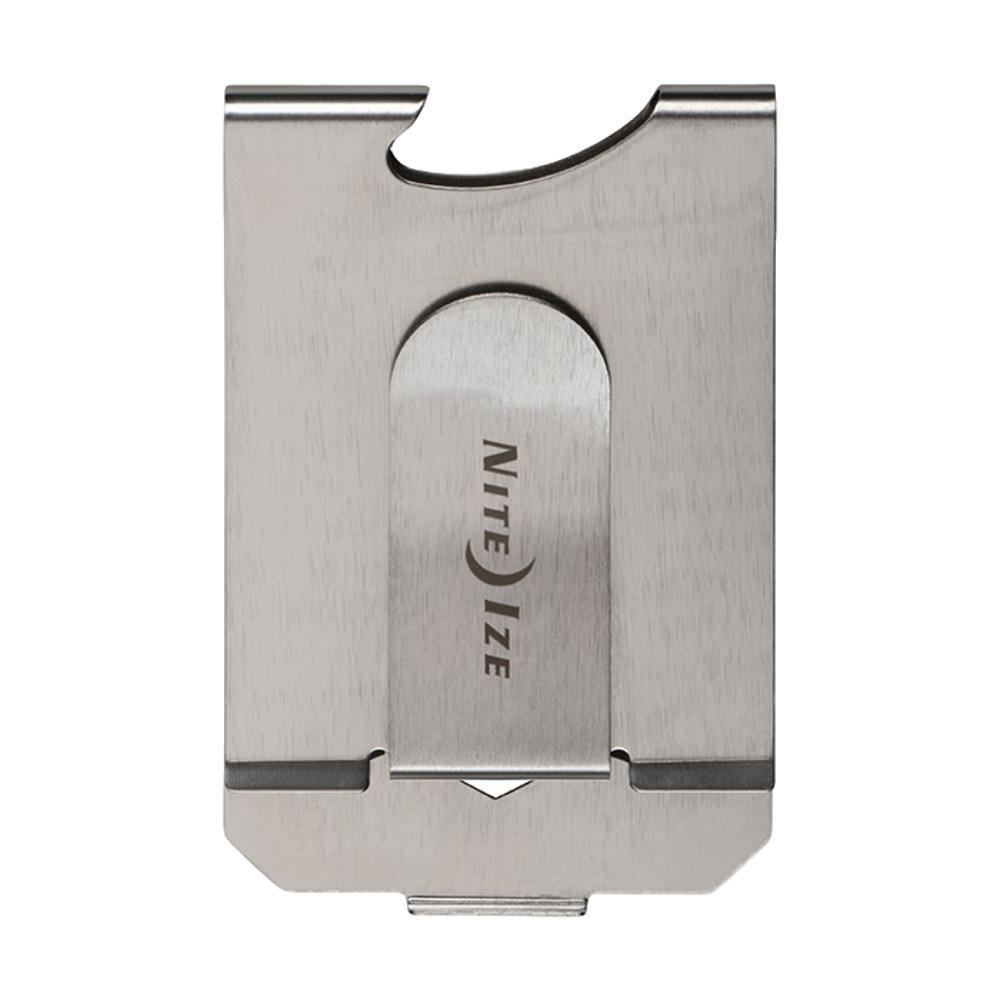Nite Ize Financial Tool Money Clip STAINLESS