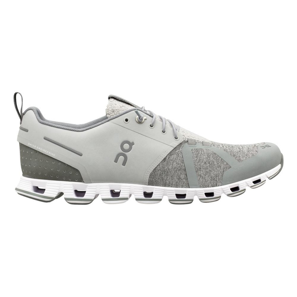 On Men's Cloud Terry Running Shoes SILVER