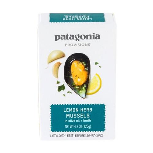 Patagonia Provisions Lemon Herb Mussels Lemon_herb