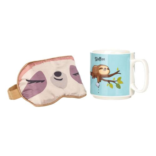 Paladone Sloffee Mug and Eye Mask