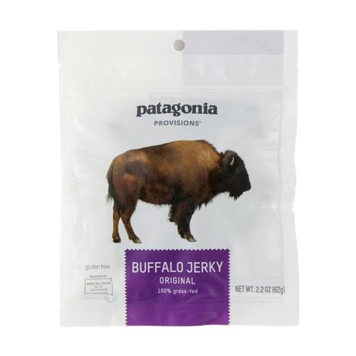 Patagonia Provisions Original Buffalo Jerky .