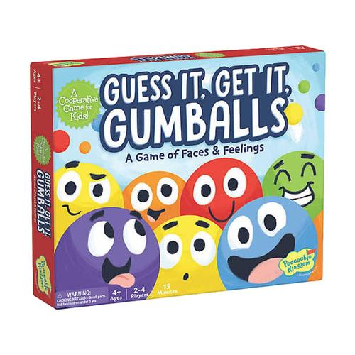 MindWare Guess It. Get It. Gumballs Game