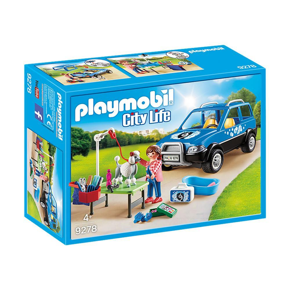 Playmobil Mobile Pet Groomer