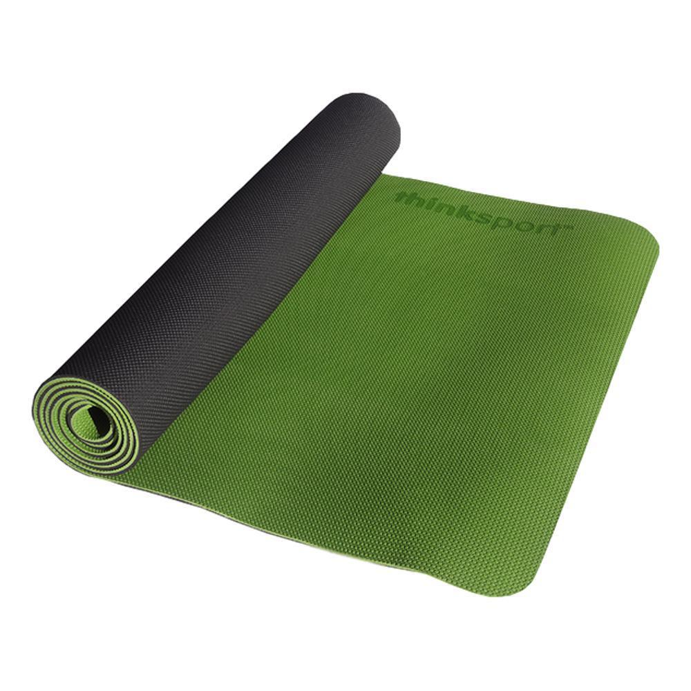 Thinksport The Safe Mat Yoga/Pilates Mat BLKGRN