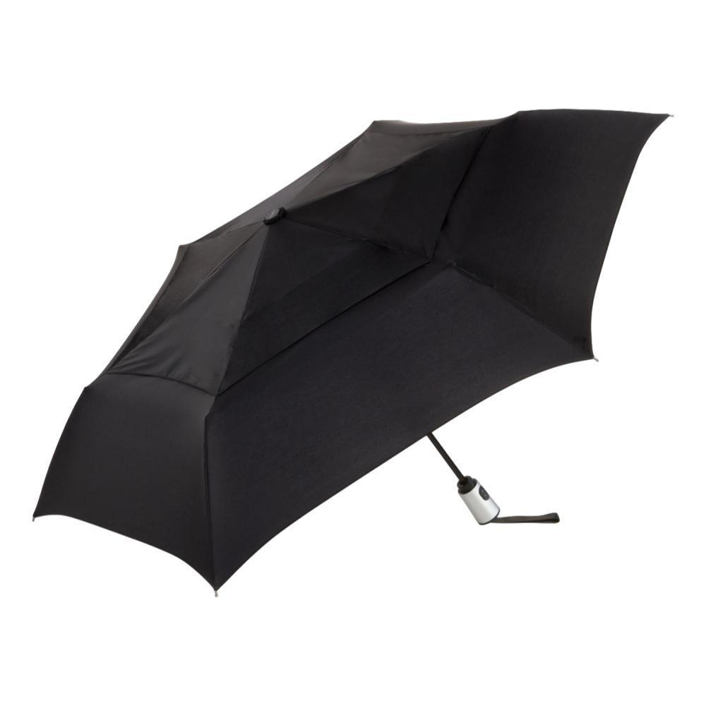 ShedRain ShedRays Windjammer Auto Open/Close Vented Compact Umbrella BLACK