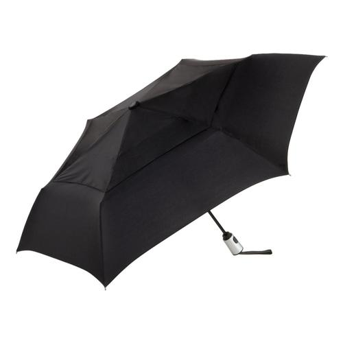 ShedRain ShedRays Windjammer Auto Open/Close Vented Compact Umbrella Black
