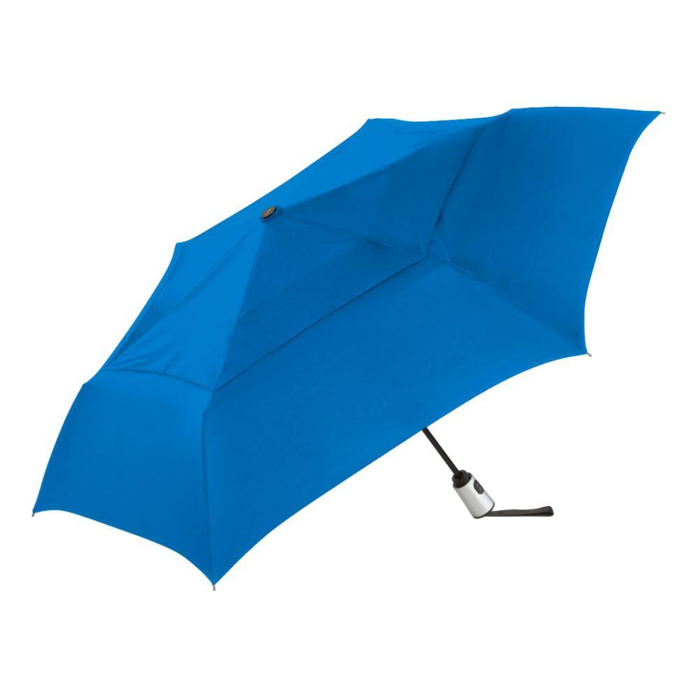 ShedRain ShedRays Windjammer Auto Open/Close Vented Compact Umbrella OCEAN