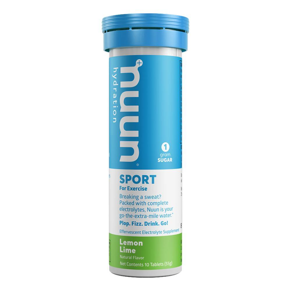 Nuun Sport - Lemon Lime Tablets LEMON_LIME
