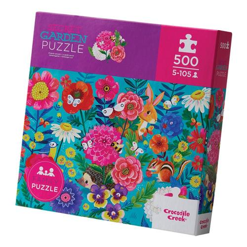 Crocodile Creek Secret Garden Puzzle