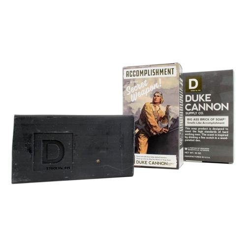 Duke Cannon Limited Edition WWII-Era Big Ass Brick of Soap - Accomplishment