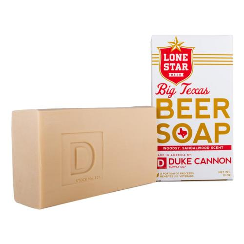 Duke Cannon Big Texas Beer Soap
