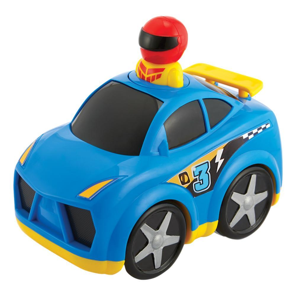 Kidoozie Press ' N Zoom Race Car
