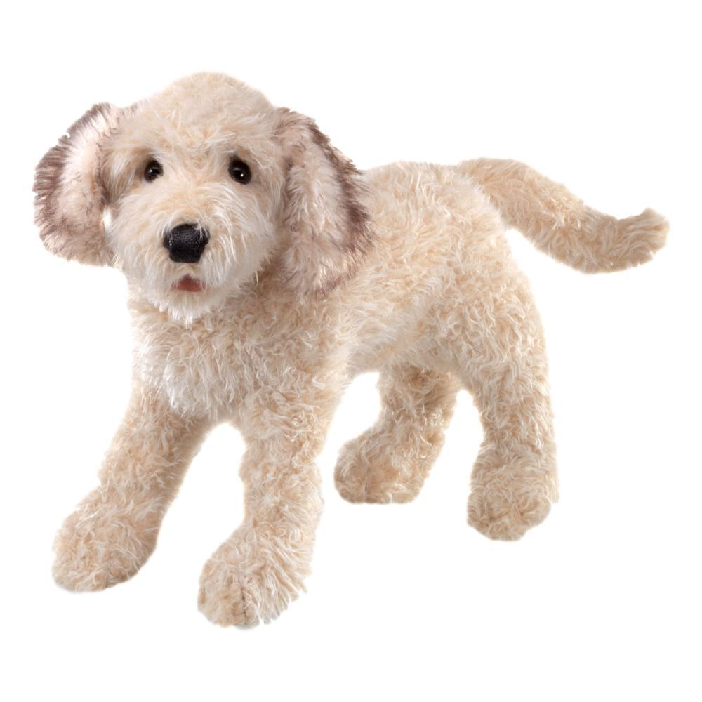 Folkmanis Labradoodle Hand Puppet
