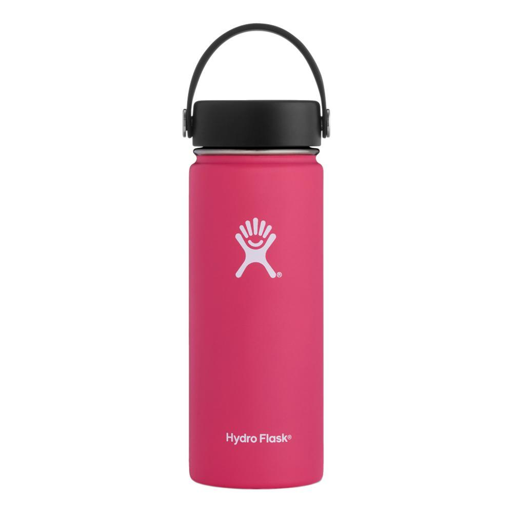 Hydro Flask 18oz Wide Mouth - Flex Cap WATERMELON