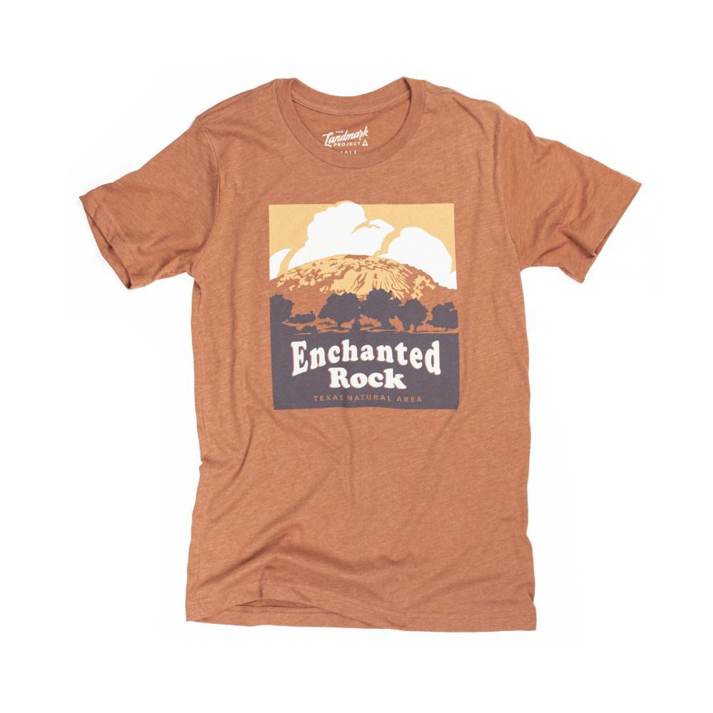 The Landmark Project Unisex Enchanted Rock Tee CLAY_850