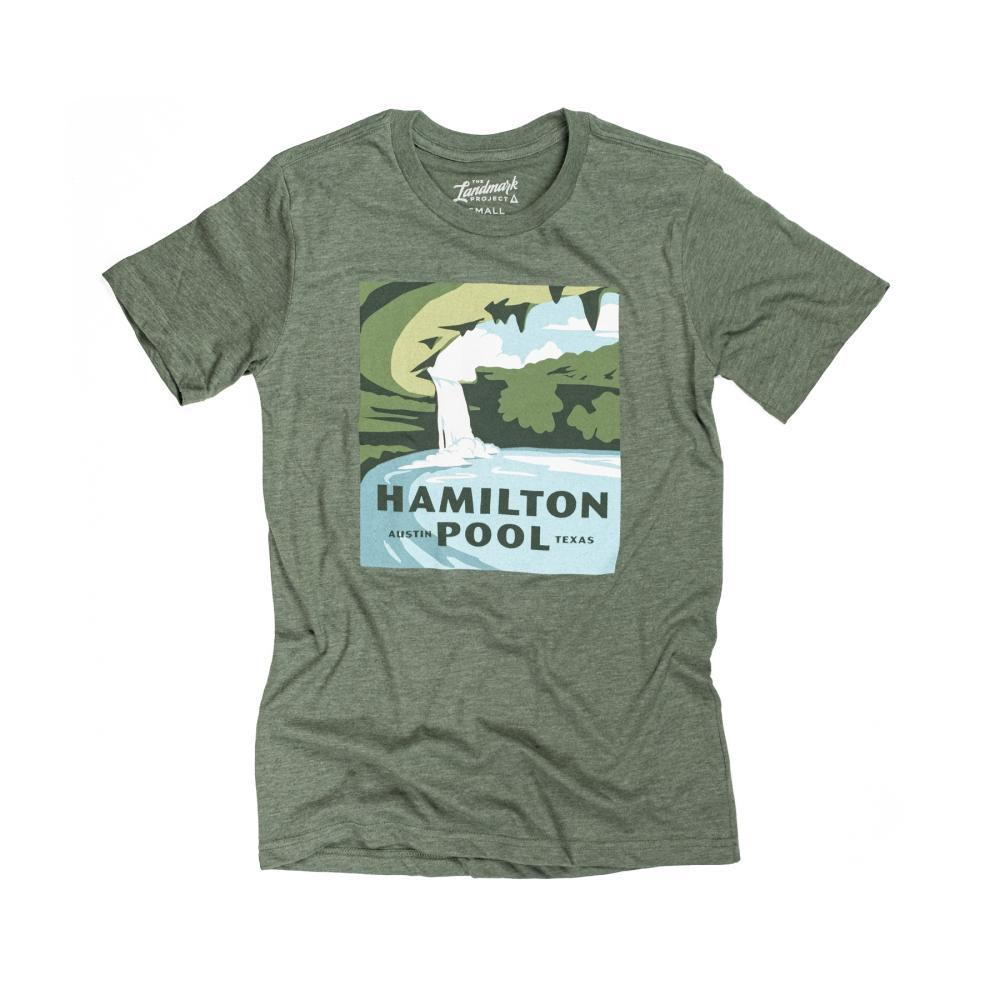 The Landmark Project Unisex Hamilton Pool Tee CONIFR_123