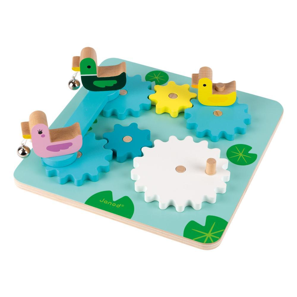 Janod Gear Duck Pond (Wood)