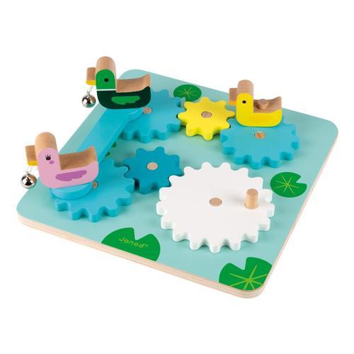 Janod Gear Duck Pond (Wood)