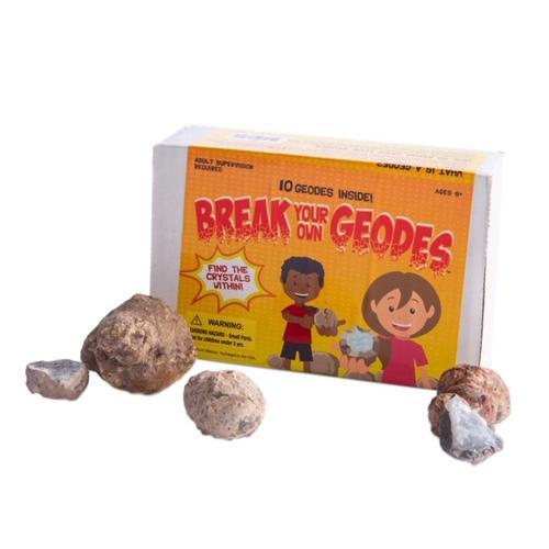 GeoCentral Break Your Own Geodes