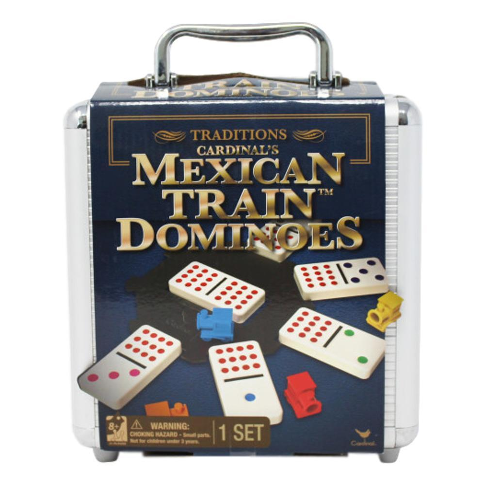 Traditions Mexican Train Dominoes