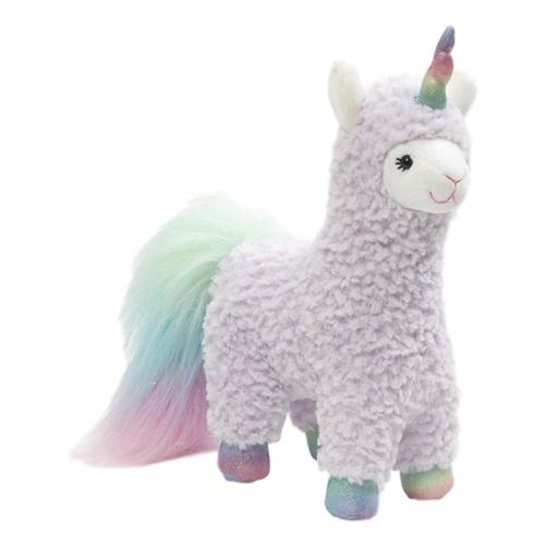 Gund Sugar Plum Llamacorn 11in