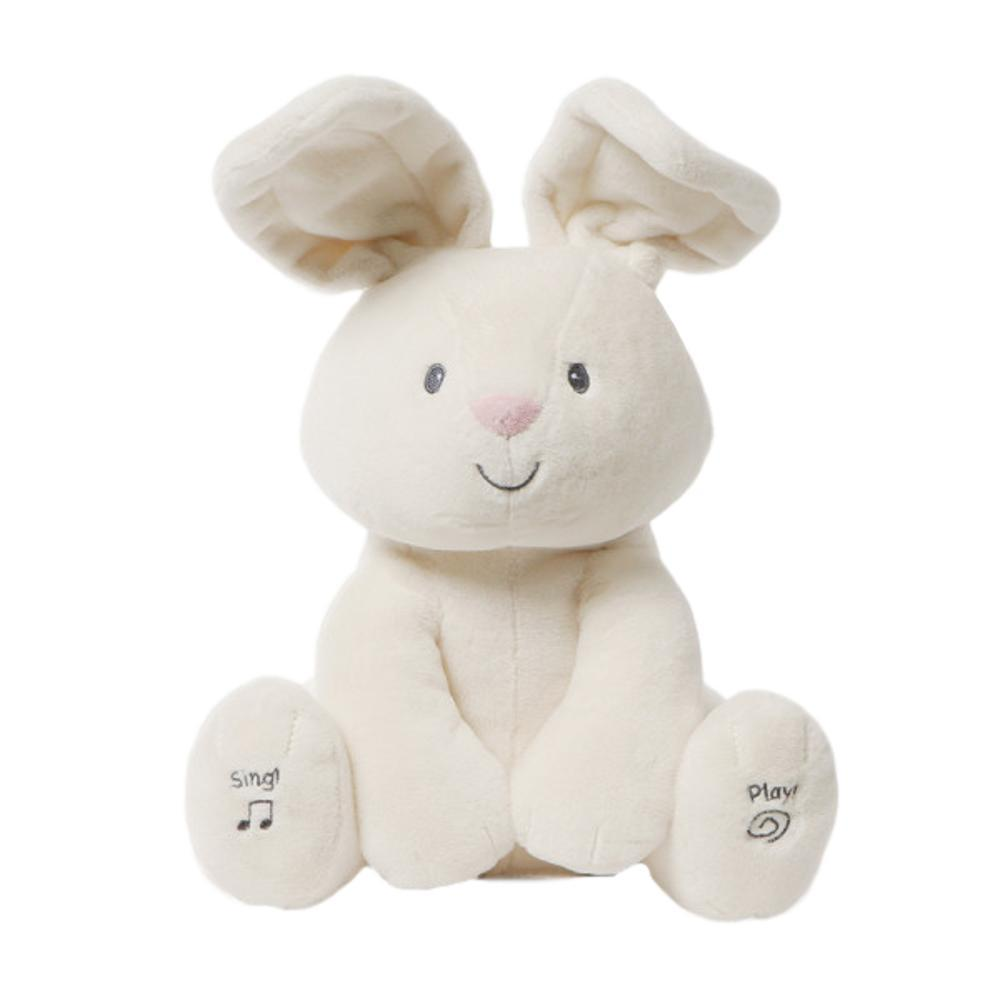 Gund Animated Flora The Bunny 12in