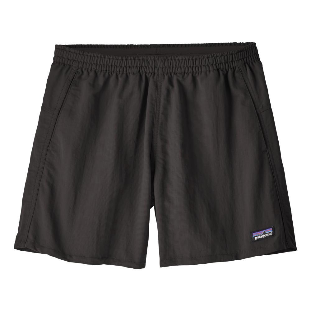 Patagonia Women's Baggies Shorts - 5in Inseam BLACK_BLK