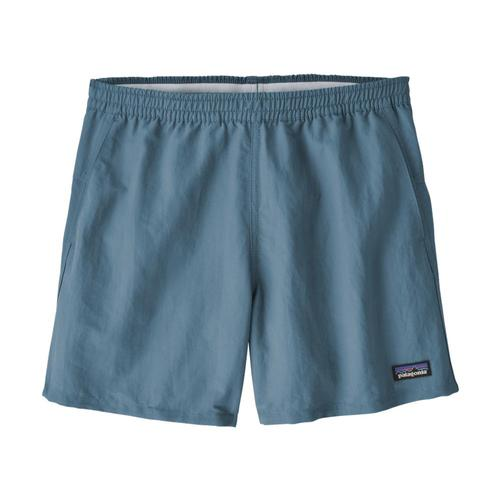 Patagonia Women's Baggies Shorts - 5in Inseam Blue_pgbe