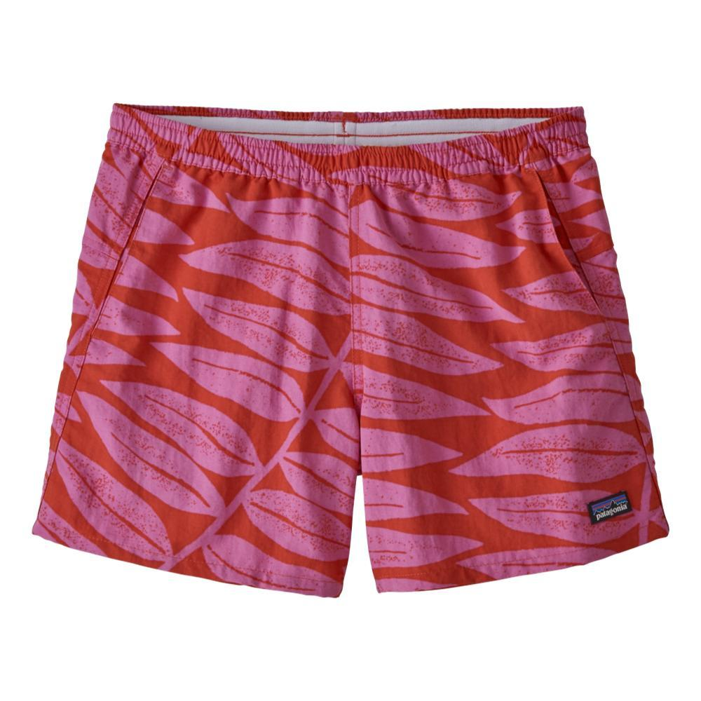 Patagonia Women's Baggies Shorts - 5in Inseam CORAL_EFCC